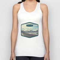 norway Tank Tops featuring Roadtrip in norway by Laure.B