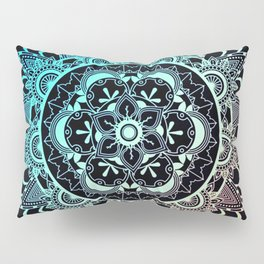 Mandala Night Pillow Sham