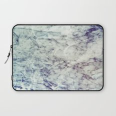 Marble blue Laptop Sleeve