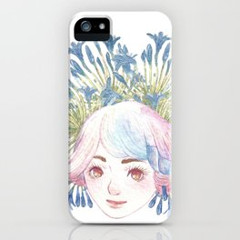 Liria iPhone Case