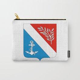 flag of Porsgrunn Carry-All Pouch