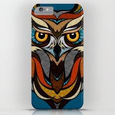 Oldschool Owl Slim Case iPhone 6s Plus