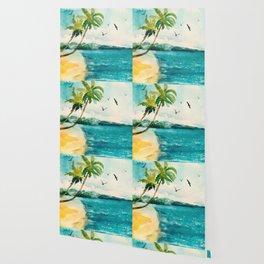Palm Trees 1 Wallpaper