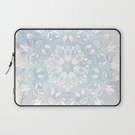 pastel lace design Laptop Sleeve