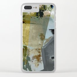 nothing at all Clear iPhone Case