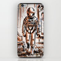 2001 iPhone & iPod Skins featuring 2001 by Joe Badon