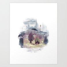 Holmes, Sherlock Art Print