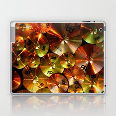Cymbals fine art photography Laptop & iPad Skin
