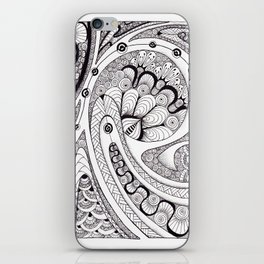 Koru 1 iPhone Skin
