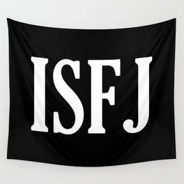 ISFJ Wall Tapestry