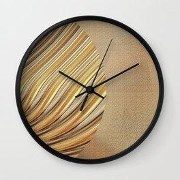 Pattern 2016 / 004 Wall Clock