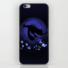 Sea Guardian iPhone Skin