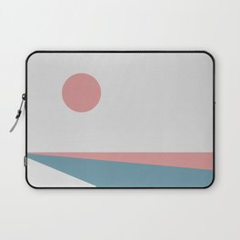 Sunrise at Newton Laptop Sleeve
