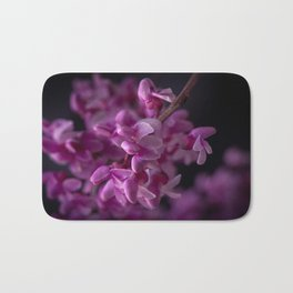 Red Bud Blossoms  Bath Mat