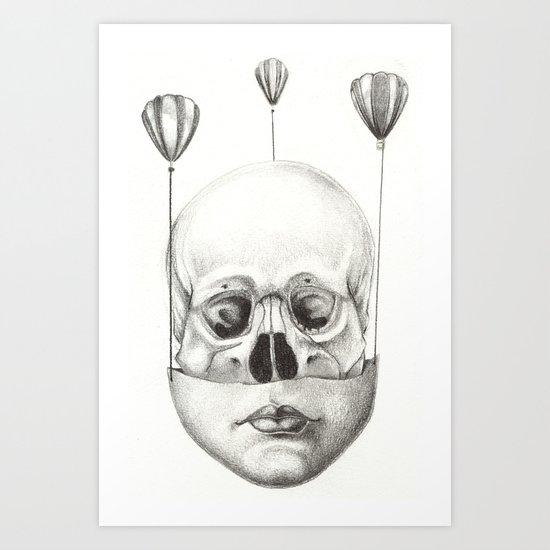 Val! Art Print
