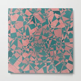 abstract 03 Metal Print
