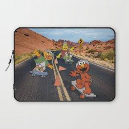 Sesame Skate Laptop Sleeve