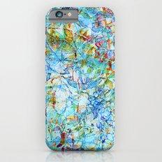 multifloral iPhone 6 Slim Case