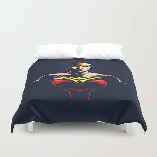 Amazon Princess Duvet Cover