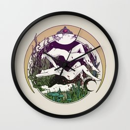 MOONGALBA Wall Clock