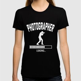 Future Photographer T-shirt