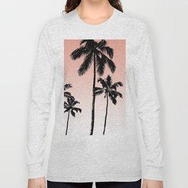 Sunset palms Long Sleeve T-shirt