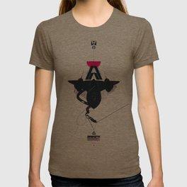 STEALTH:SR-71 Blackbird T-shirt