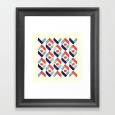 Dutch Tulip Framed Art Print