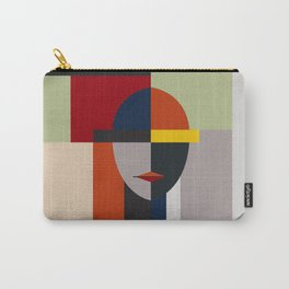 NAMELESS WOMAN Carry-All Pouch