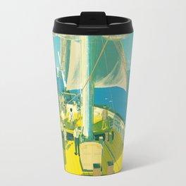 Kazusa Beach Travel Mug