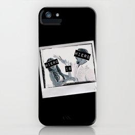 Wierd is Wierd iPhone Case