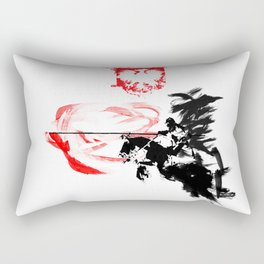 Polish Hussar - Poland - Polska Husaria Rectangular Pillow