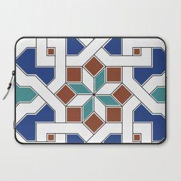 Geometric Pattern - Oriental Design Pt. 7 Laptop Sleeve