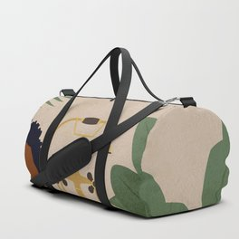 Stay Home No. 2 Duffle Bag