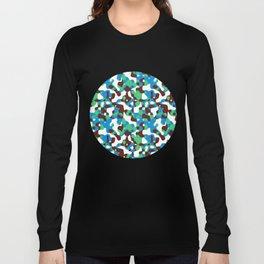 HOT CAMOUFLAGE Long Sleeve T-shirt