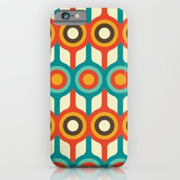 Amazing Mid Century Decoration iPhone Case