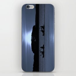 Moonlight Tandems iPhone Skin