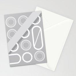 LIGHT FORMATION Stationery Cards