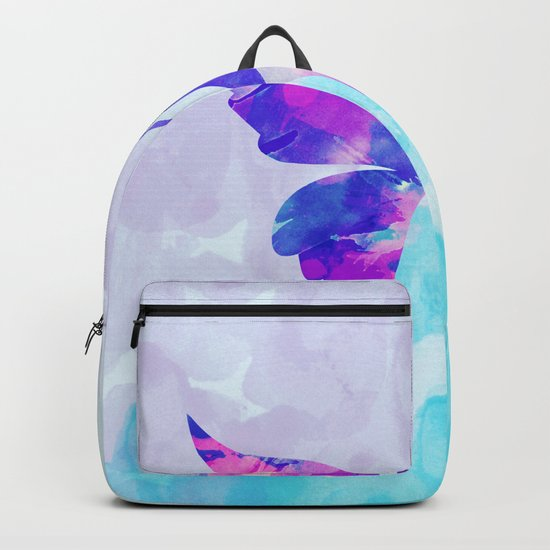 Abstract Butterfly Backpack