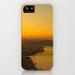 Sunset in Seoul iPhone Case