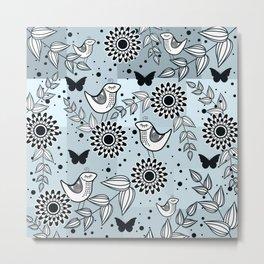 pattern 77 Metal Print