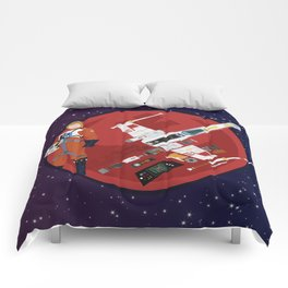 X-WING dissect #2 Comforters