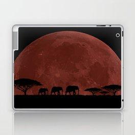 Elephant Moon Laptop & iPad Skin