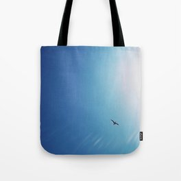 Flying to the sun Tote Bag