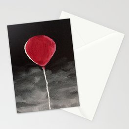 We All Float Down Here Stationery Cards