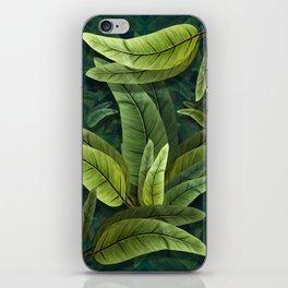 """""""Retro Tropical Tiki Fantasy 02"""" iPhone Skin"""