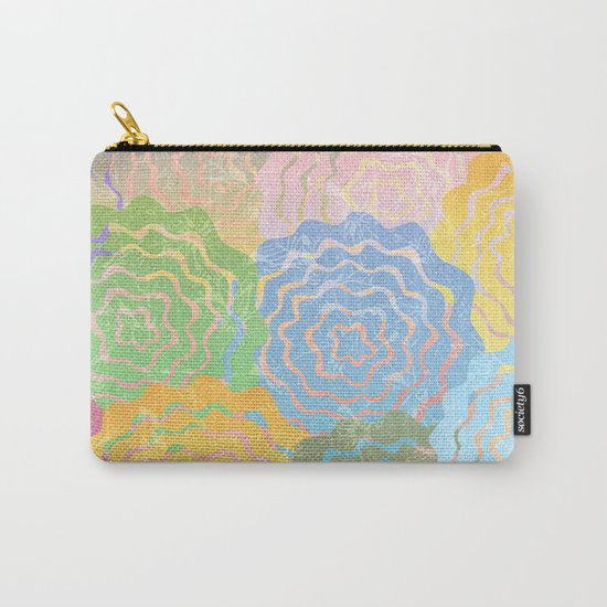 Summer Pattern #7 Carry-All Pouch