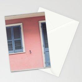 French Quarter Color, No. 3 Stationery Cards