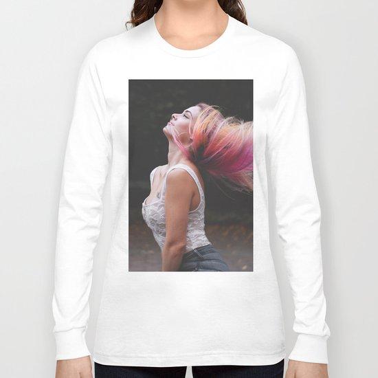 Enjoy Life #girl #adventure Long Sleeve T-shirt