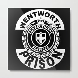 Wentworth Prison Metal Print